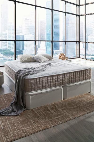 El colchón de muelles Normablock y Micropocket PIKOLIN GRAN DUX hará realidad tus grandes sueños.