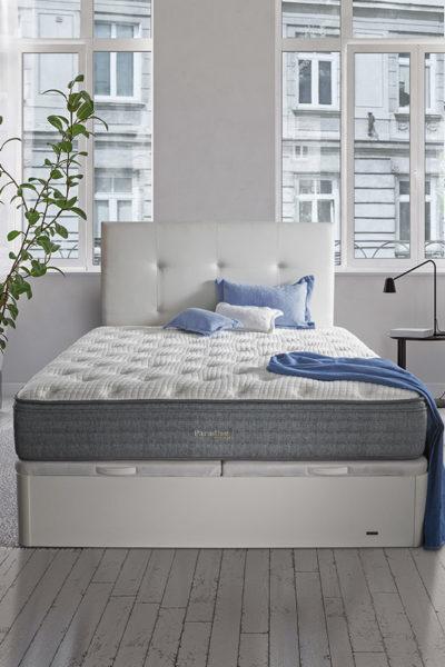 El colchón FLEX PARADISE ofrece una gran estabilidad, la máxima suavidad y una alta resistencia.