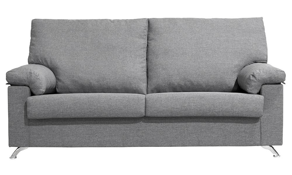 Sofá 3 lugares MATIS Conforama Como escolher um sofá