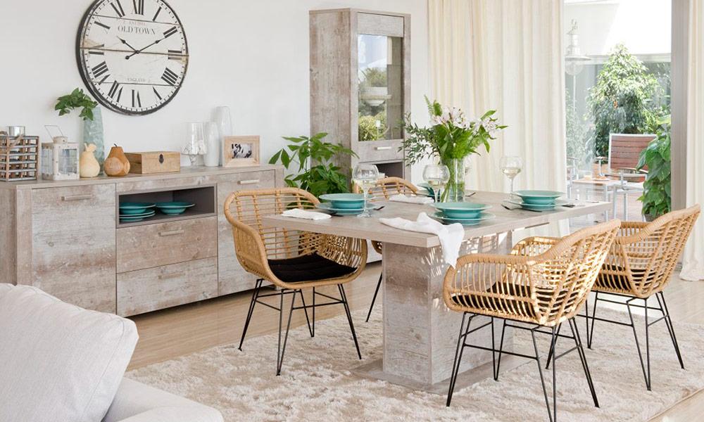 Aparador NATURE renovar sala de estar