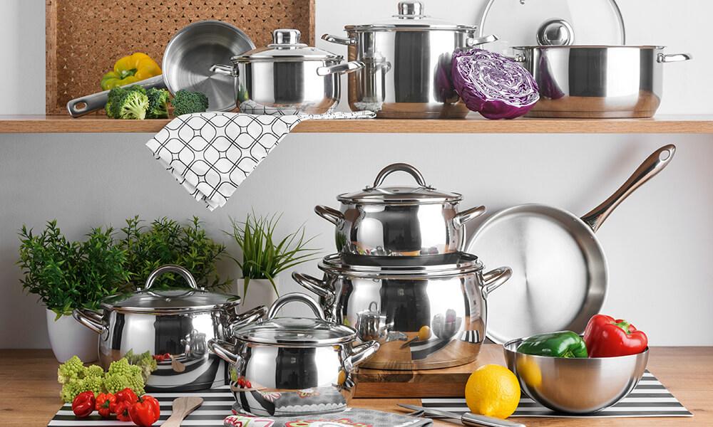 Estrear produtos de cozinha Conforama