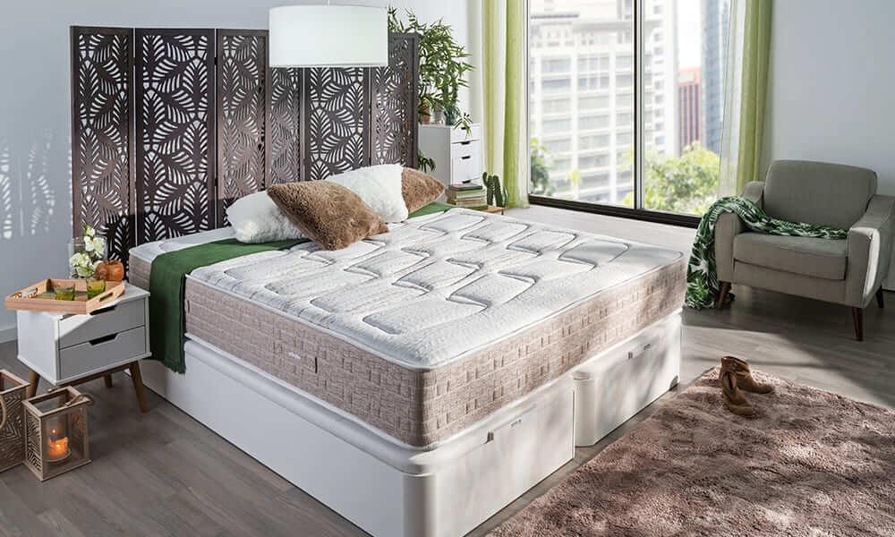 Descanso com a Conforama Dormir bem