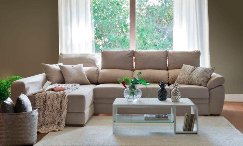 Sofá ARGOS, o sofá perfeito para casas serenas e luminosas
