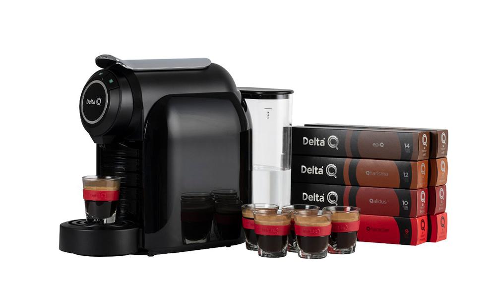 Máquina de café DELTA Q QOOL EVO 50C
