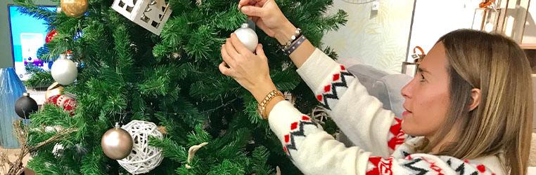 Vanesa Travieso explica en el blog de Conforama cómo poner orden en casa después de Navidad