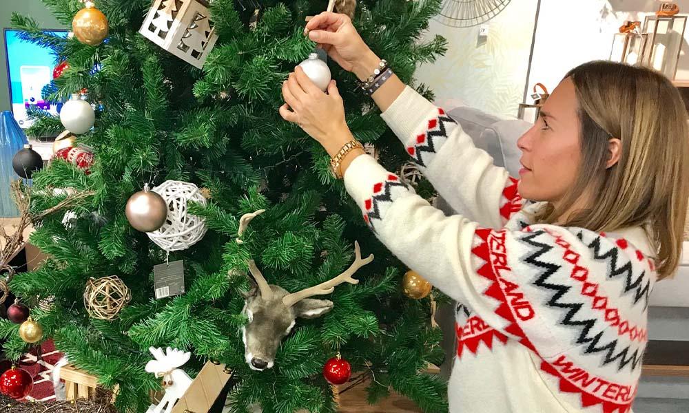 Vanesa Travieso explica no blog da Conforama como arrumar a sua casa depois do Natal