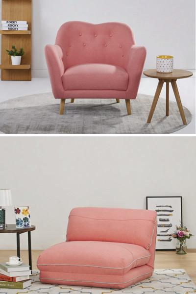 Pantone 2019 Coral combina com branco e cinzas Conforama