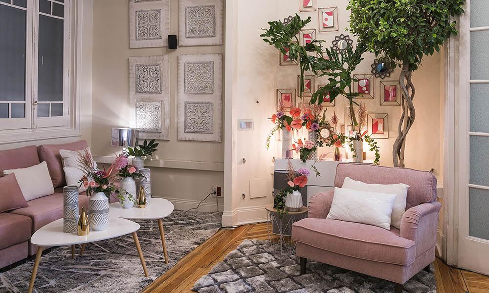 As últimas tendências de decoração que irão triunfar em 2019