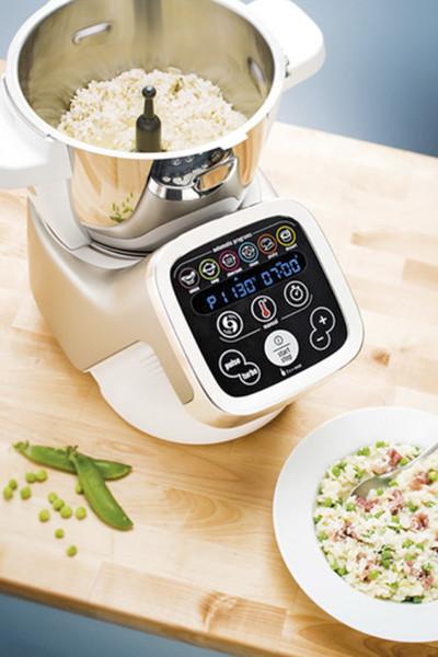 Uma ajuda preciosa na cozinha é a deste Robot MOULINEX CUISINE COMPANION