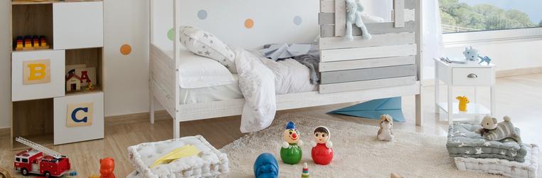 Como criar harmonia no quarto do bebé
