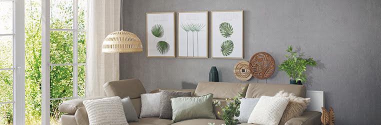 quadros decorativos para a sala de jantar