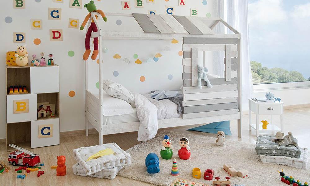 cama montessoriana - quarto