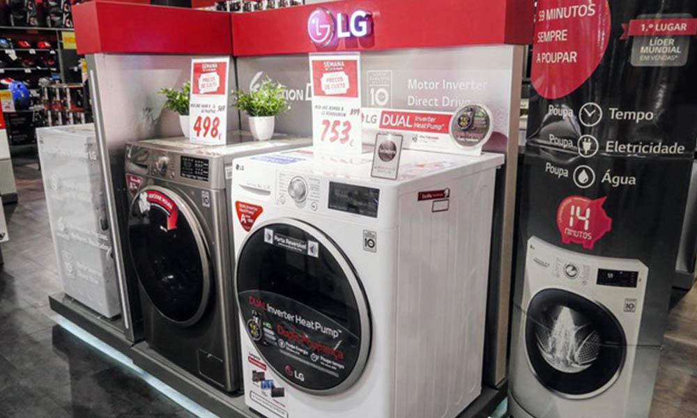 Máquina de secar roupa ideal