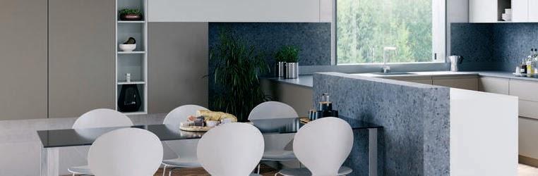 Cozinhas cinzentas contemporâneas 4