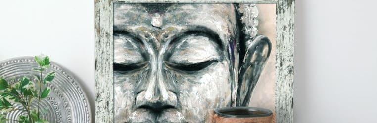decoração zen